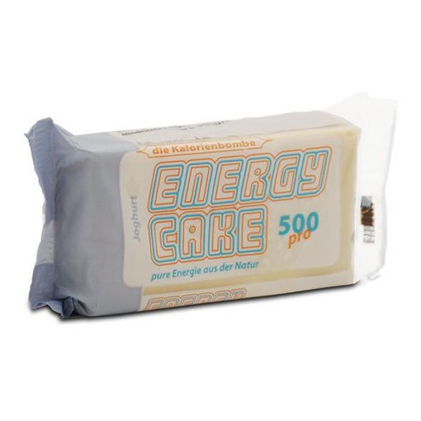 Energy Cake 125g-Weisse Schokolade