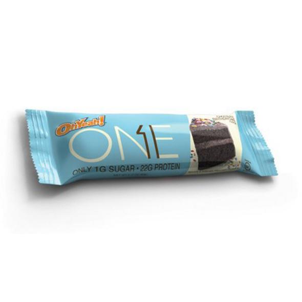 OhYeah! ONE Bar 60g-Cinnamon Roll