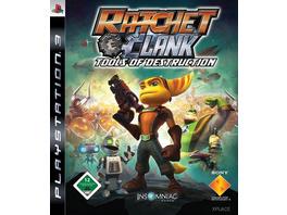 Sony Ratchet & Clank - Tools of Destruction