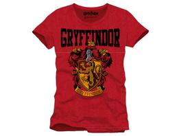 Harry Potter - T-Shirt Gryffindor (Größe L)
