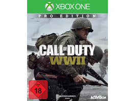 Activision Call of Duty: WWII Pro Edition (Exklusiv bei GameStop!)