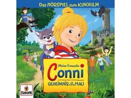 Meine Freundin CONNI - Geheimnis um Kater Mau - Hö