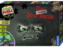 Story Puzzle 200 Teile   Das kleine Böse Puzzle