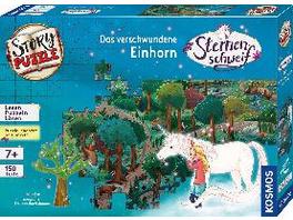 Story-Puzzle: Sternenschweif - Das verschwundene E