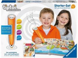 tiptoi  Starter-Set: Stift und Bauernhof-Buch