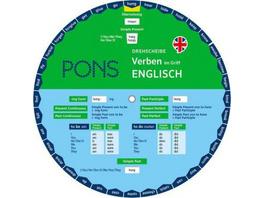 PONS Drehscheibe Verben im Griff Englisch