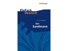 Der Sandmann. EinFach Deutsch Textausgaben