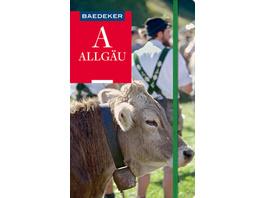 Baedeker Reiseführer Allgäu