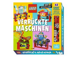 LEGO  Verrückte Maschinen: Mit 8 Modellen!
