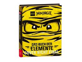 LEGO  NINJAGO  - Das Buch der Elemente