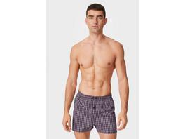 Multipack 3er - Boxershorts - gewebt - Bio-Baumwolle