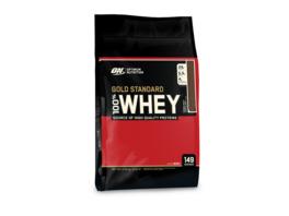 Optimum Nutrition 100% Whey Gold Standard 4540g-Vanille