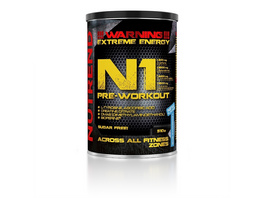 Nutrend N1 Pre Workout Booster 510g-Grapefruit