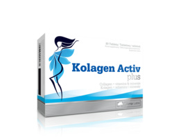 Olimp Kolagen Activ plus 80 Tabletten