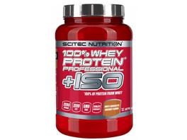 Scitec Nutrition 100% Whey Protein Professional + ISO 2280g-Weiße Schokolade Kokos