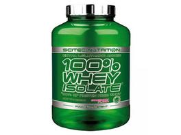 Scitec Nutrition 100% Whey Isolate 2000g-Raspberry